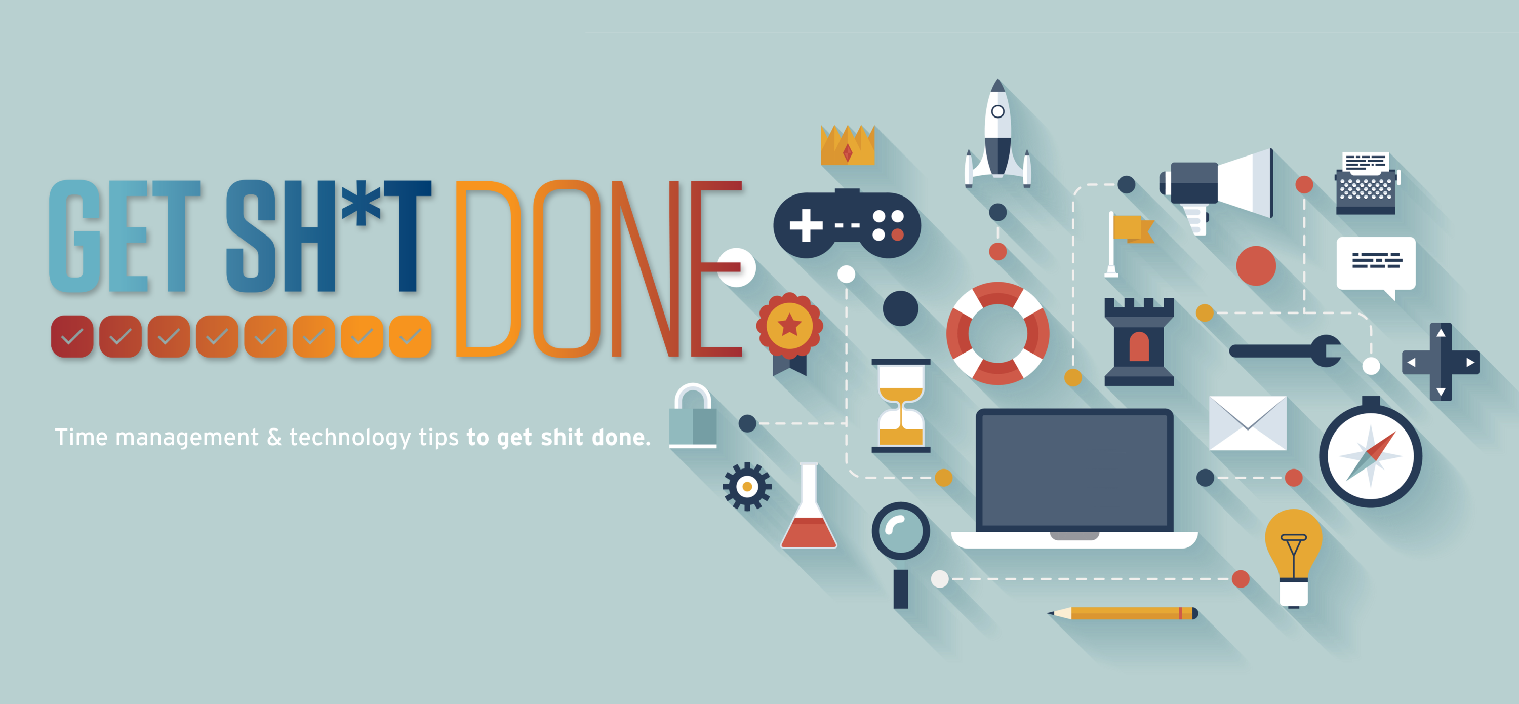 gsdtips header image for time management and life balance