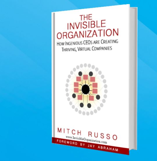The Invisible Organization [Book Review]