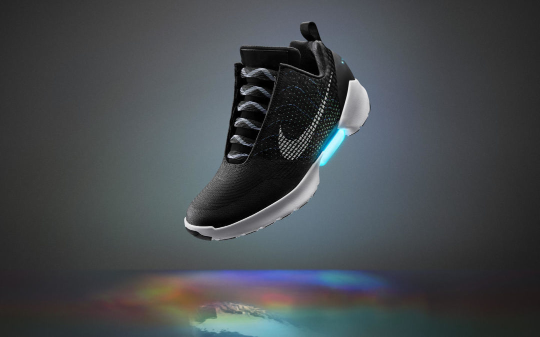 How Nike Made The Self-Lacing Shoes From 'Back To The Future II' A Reality